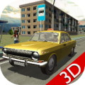 Russian Taxi Simulator 3D - Welcome to my Russian Taxi in 3D. Where to?