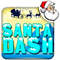 Santa Dash: New Christmas Game