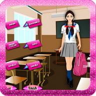 Pengadilan School Girls Game