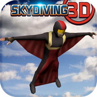 Skydiving 3D - Extreme Sports