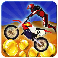 Speed Motocross Bike