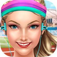 Deportes Chicas Salón Girl Spa