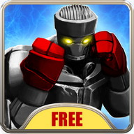 Steel Street Fighter - Permainan pertempuran robot