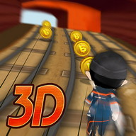 Subway Train Runner 3D