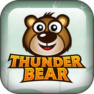 Thunder Bear - Friendly bear that uses rays to destroy meteors