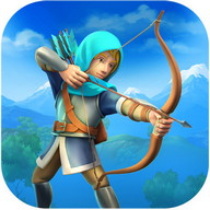 Tiny Archers - Grab your bow and arrows and save the king