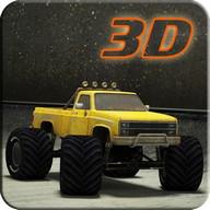 Toy Truck Rally 2 - Giant 3D wheels, all for you!