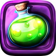 Witchy World - das Puzzlespiel