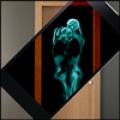 Xray scanner Door