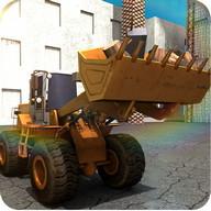 3D Loader Parking Sim