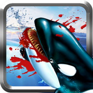 Killer Blue Orca Whale Attack Sim 3D: Whale game