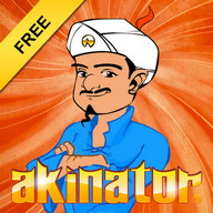 Akinator the Genie FREE - The genie Akinator guesses which character you are thinking of