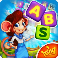 AlphaBetty Saga - A word puzzle game from King, creators of Candy Crush Saga