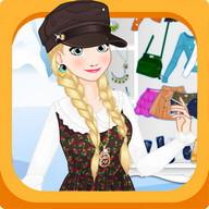 Anna Frozen Dress Up