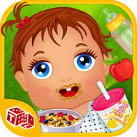 Little Baby Feed - Kids Game