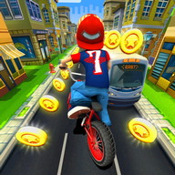 Bike Blast - Grab your bike and peddle at full speed