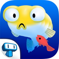 Bob - 3D Virtual Pet Blowfish For Kids