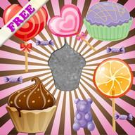 Candy 유아를위한 퍼즐