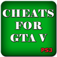 Cheats for GTA V (PS3)