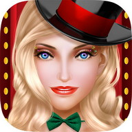 Circus Carnival Makeover Salon