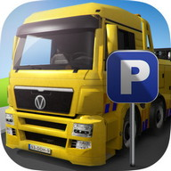 City Crane Parking Sim 2015