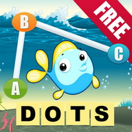 Connect the Dots - Ocean Life - Educational game for the little ones