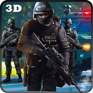 Counter Swat Strike Team 3D