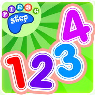 Game for kids - counting 123