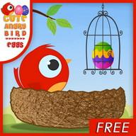 Cute Angry Bird