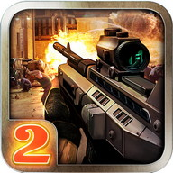 Death Shooter 2 - Annihilate anything that moves with your weapons