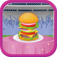 Delicious Burger Cooking Games