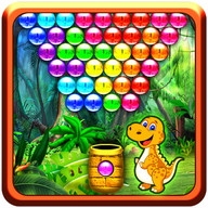 Dinosaur Bubble Shooter