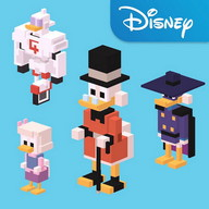 Disney Crossy Road - Crossy Road has been taken over by Disney characters