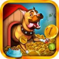 Dog Dozer Coin Arcade Game
