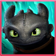 Dragons: Rise of Berk - Save, raise, and train your dragons