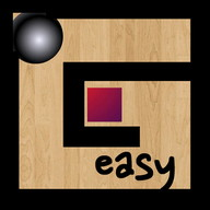 Easy Maze Game - Find the key and get out of the maze