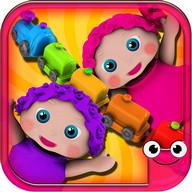 색상, 숫자, 모양 학습을 위한 어린이용 교육 게임-Preschool EduKidsRoom