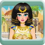 Egypt makeover princess games