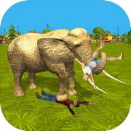 Elephant Simulator 3D
