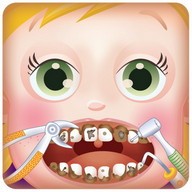 Emily at Dentist Clinic