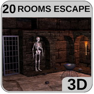 3D Escape Dungeon Breakout 2