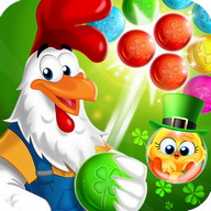 Farm Bubbles - Bubble Shooter Puzzle Spiel