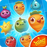 Farm Heroes Saga - Like Candy Crush Saga, but with colored fruit!