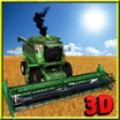 Farm Tractor simulator 3d: Hay