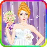 princess wedding - dress up