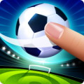 Flick Soccer 15 - Aim well and score