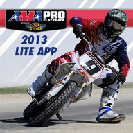 AMA Pro Flat Track Lite