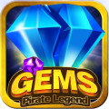 Gems Pirate Legend