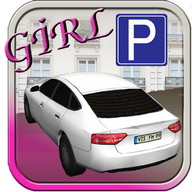 Girl Car Parking 3D