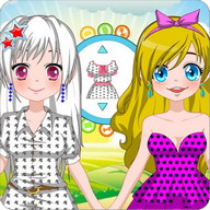 Girls Avatar Creator & DressUp